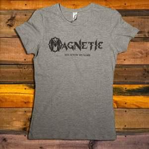 Дамска Тениска Magnetic Logo