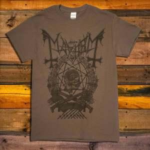Тениска Mayhem Barbed Wire