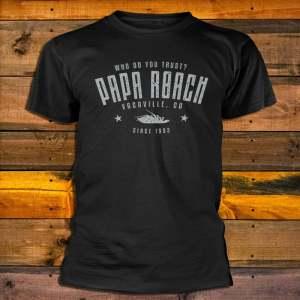 Тениска Papa Roach Vacaville