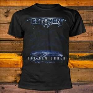 Тениска Testament The New Order