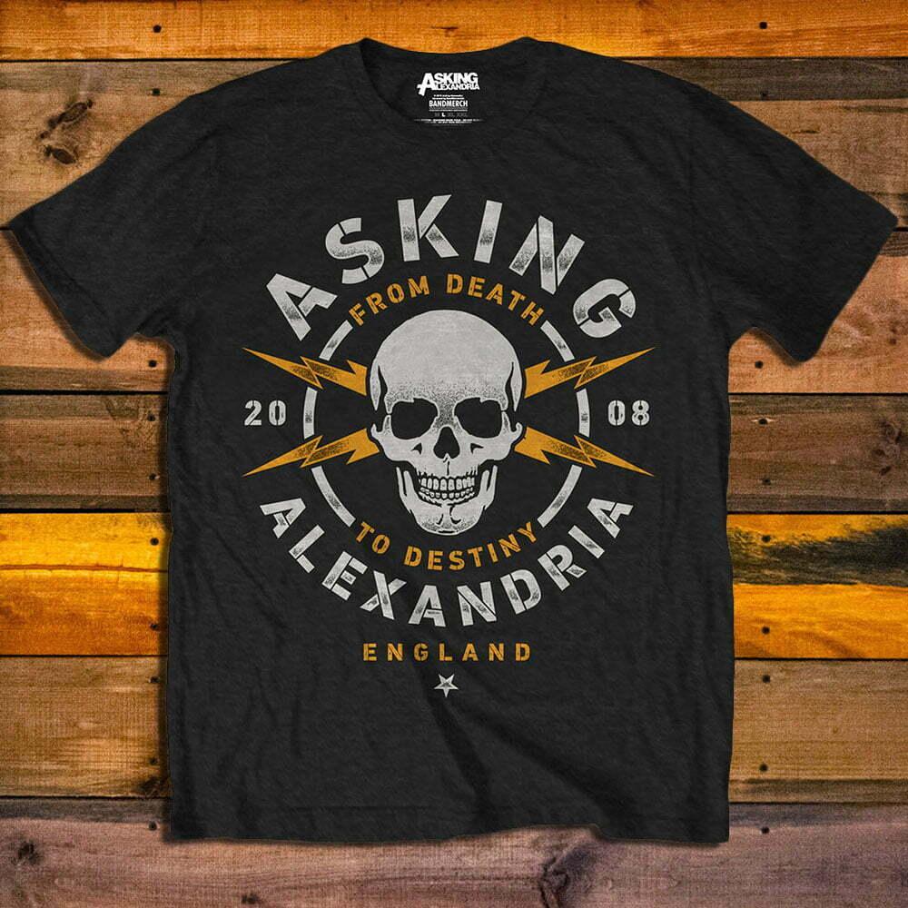 Тениска Asking Alexandria Danger