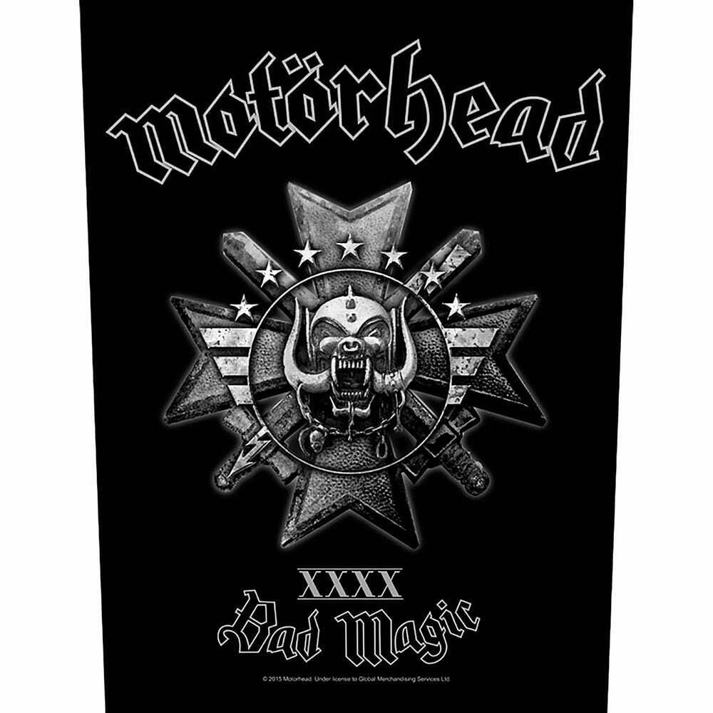 Гръб Motorhead Bad Magic