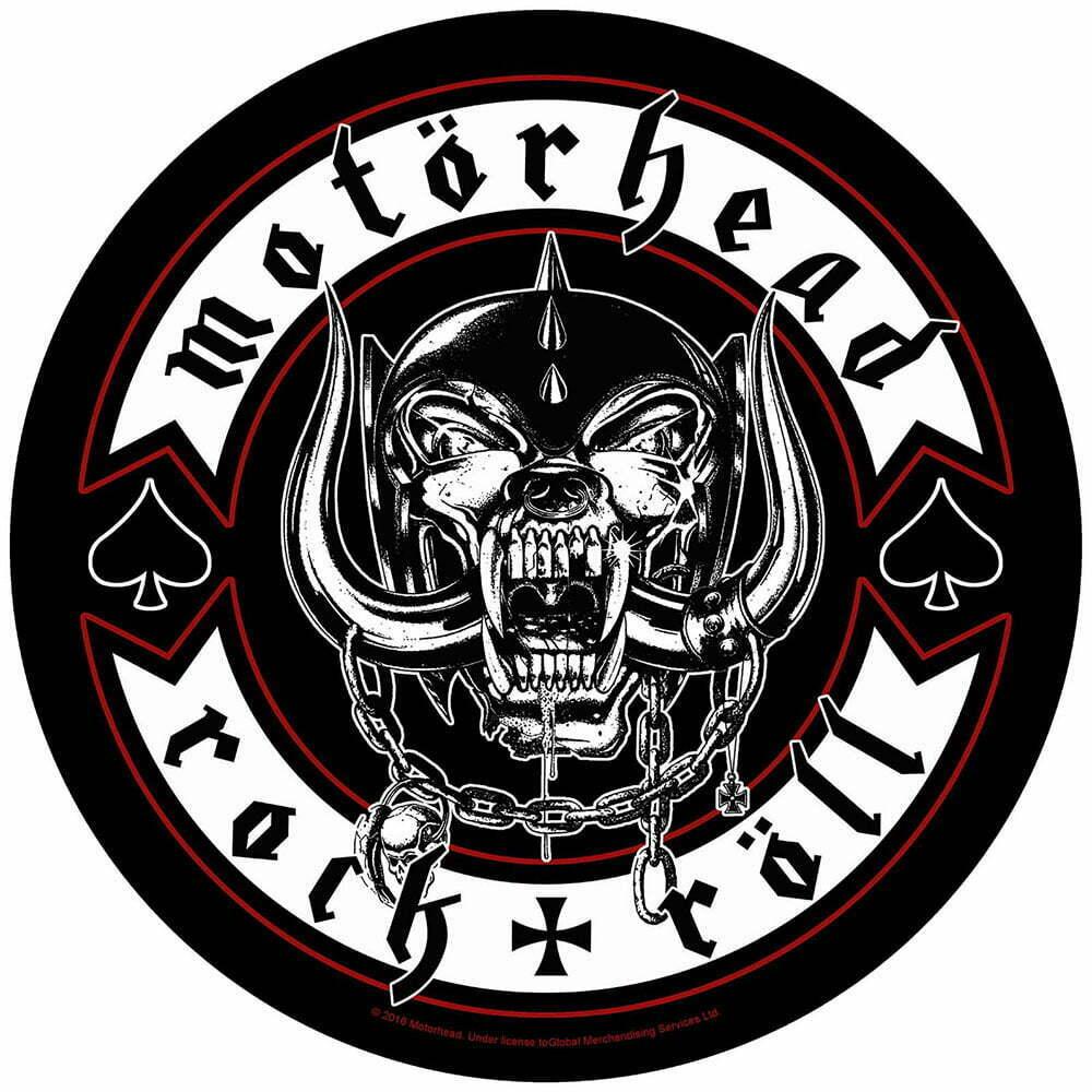 Гръб Motorhead Biker