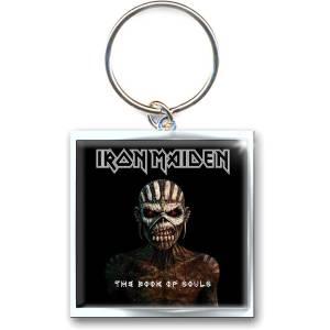 Ключодържател Iron Maiden The Book of Souls
