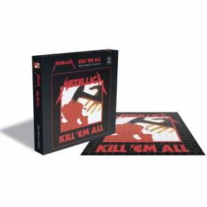 Пъзел Metallica Kill 'Em All