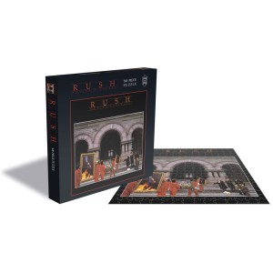 Пъзел Rush Moving Pictures