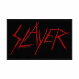 Нашивка Slayer Scratch Logo