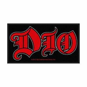 Нашивка Dio Logo