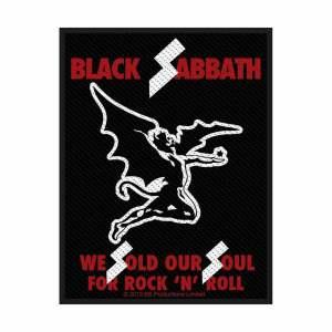 Нашивка Black Sabbath Sold Our Souls