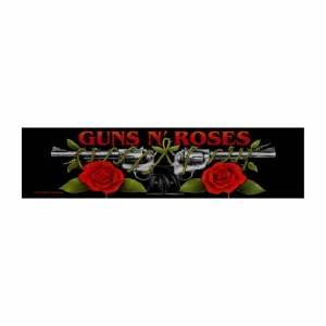 Нашивка Guns N' Roses Logo/Roses