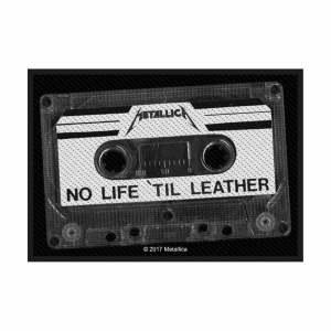 Нашивка Metallica No Life 'Til Leather
