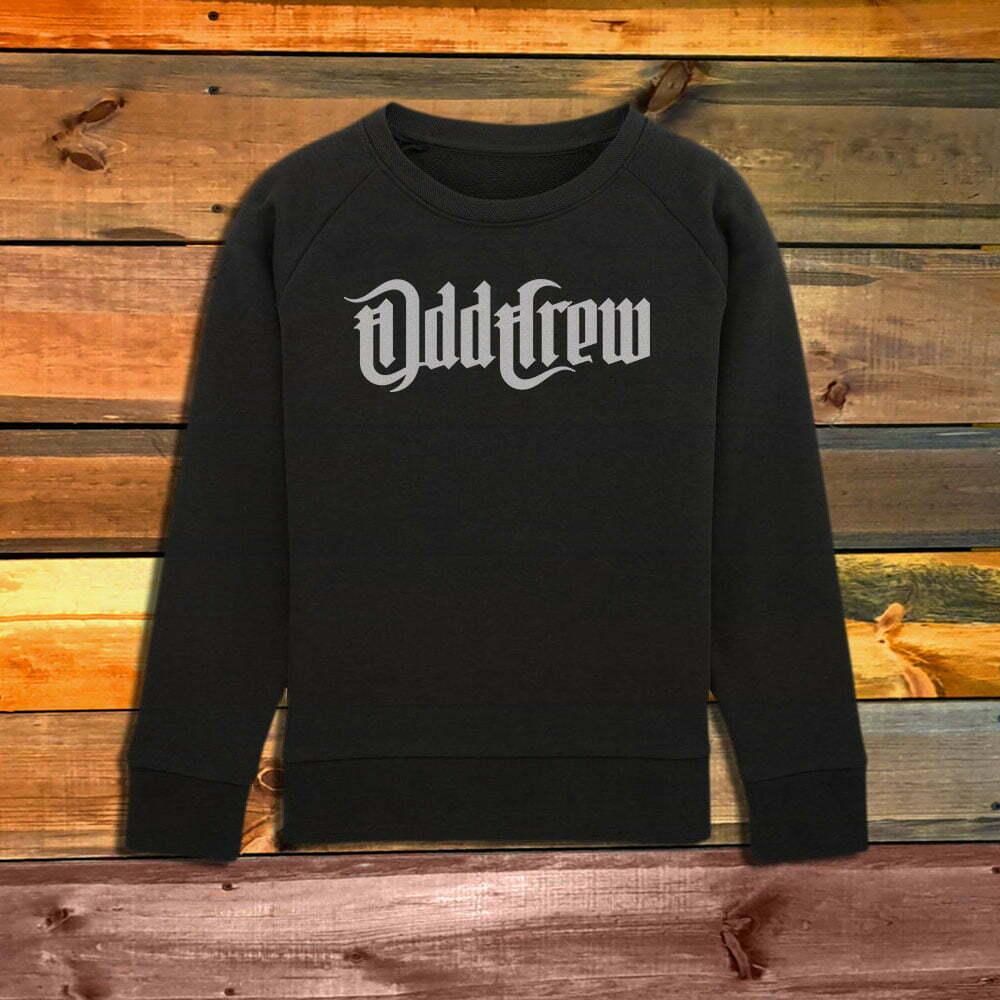 Детска Блуза с дълъг ръкав Odd Crew New Logo