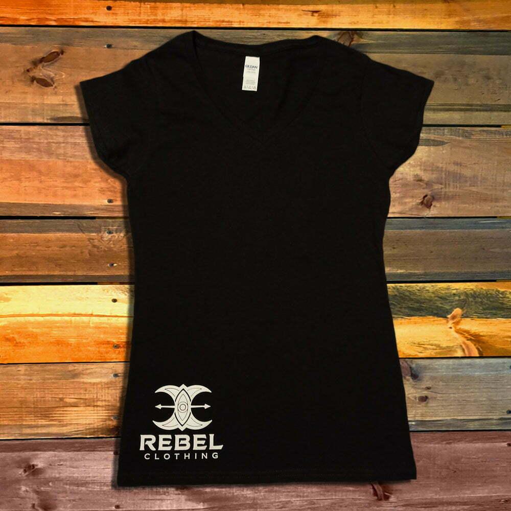 Дамска Тениска Rebel Clothing Small Logo