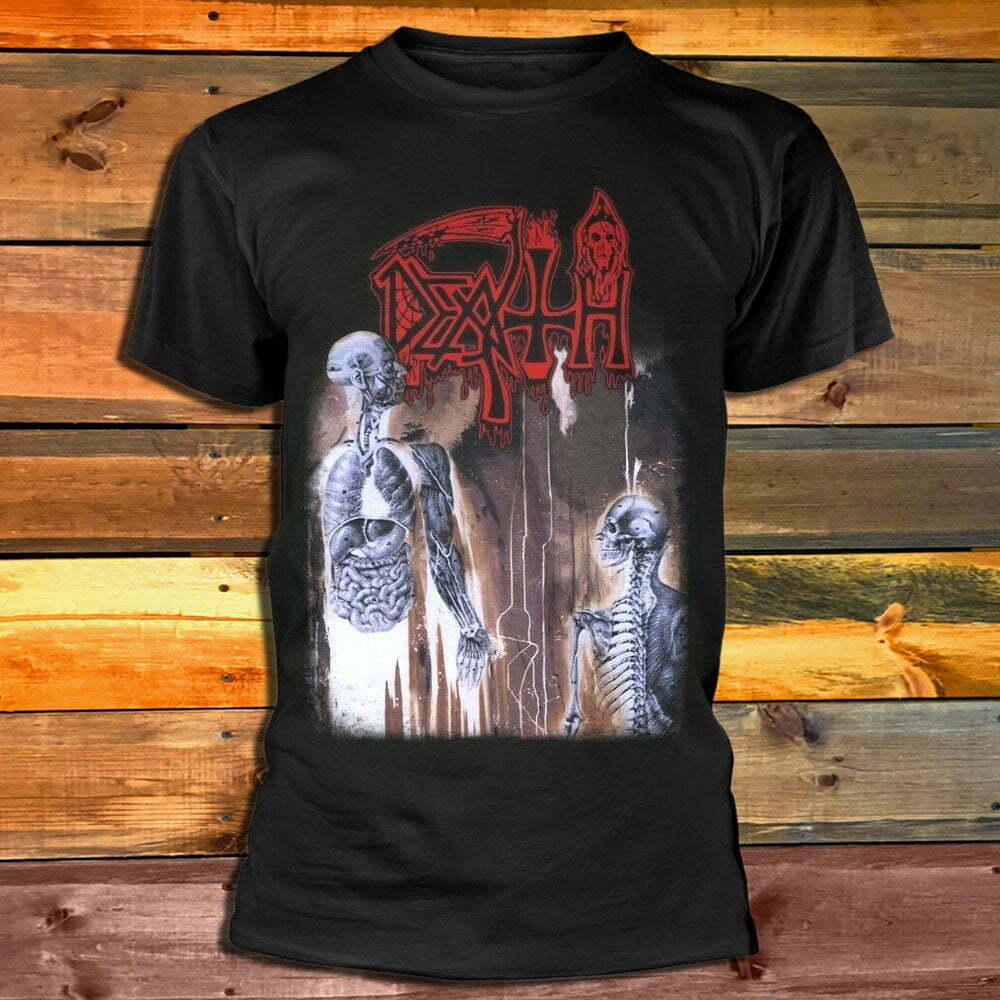Тениска Death Human