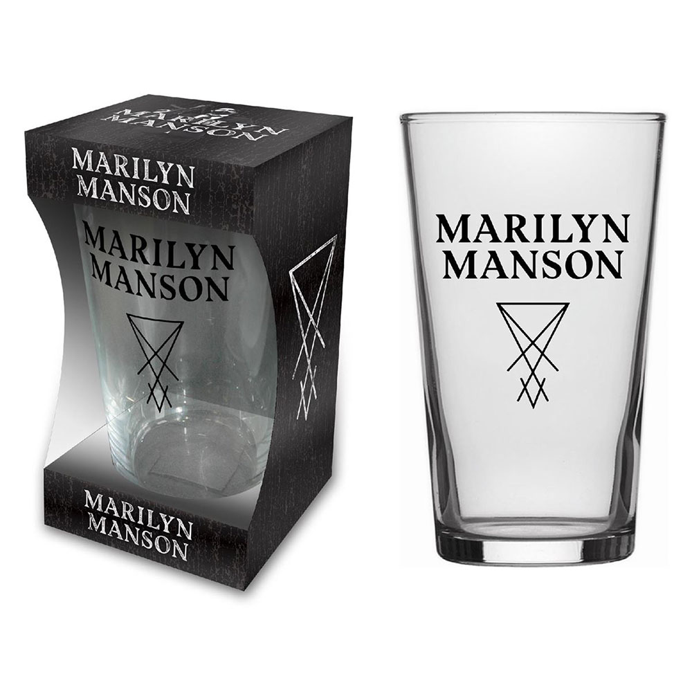 Чаша Marilyn Manson Logo