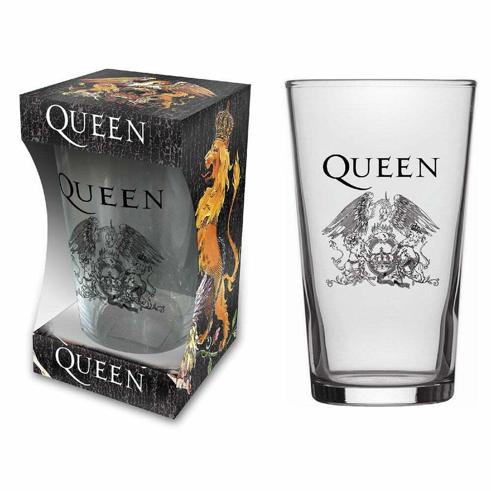 Чаша Queen Logo