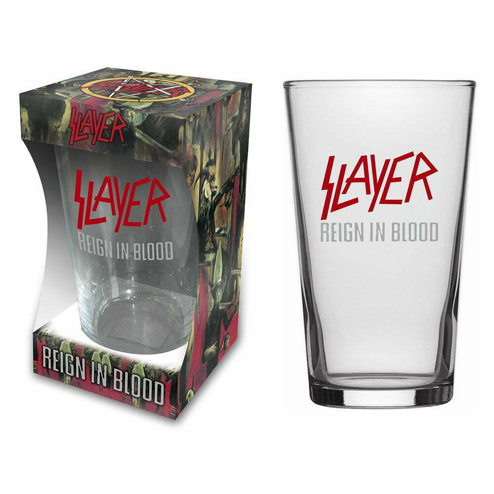 Чаша Slayer Reign In Blood