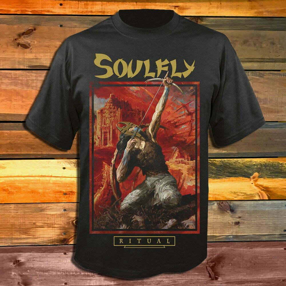 Тениска Soulfly Ritual