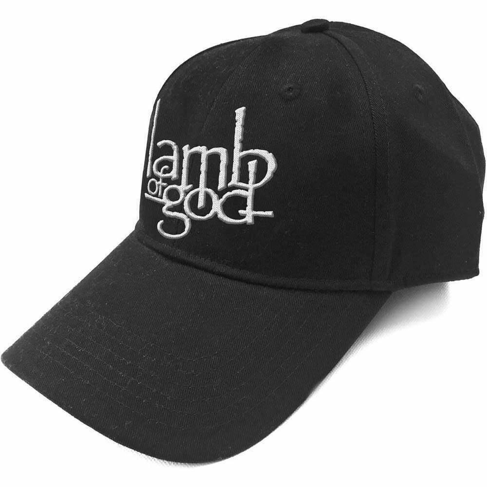 Шапка с козирка Lamb Of God Logo