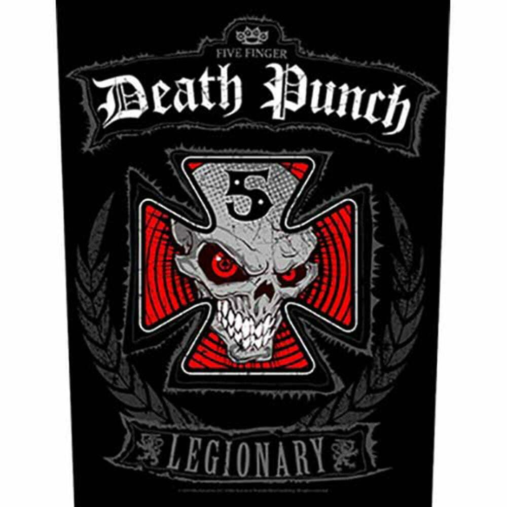 Гръб Five Finger Death Punch Legionary