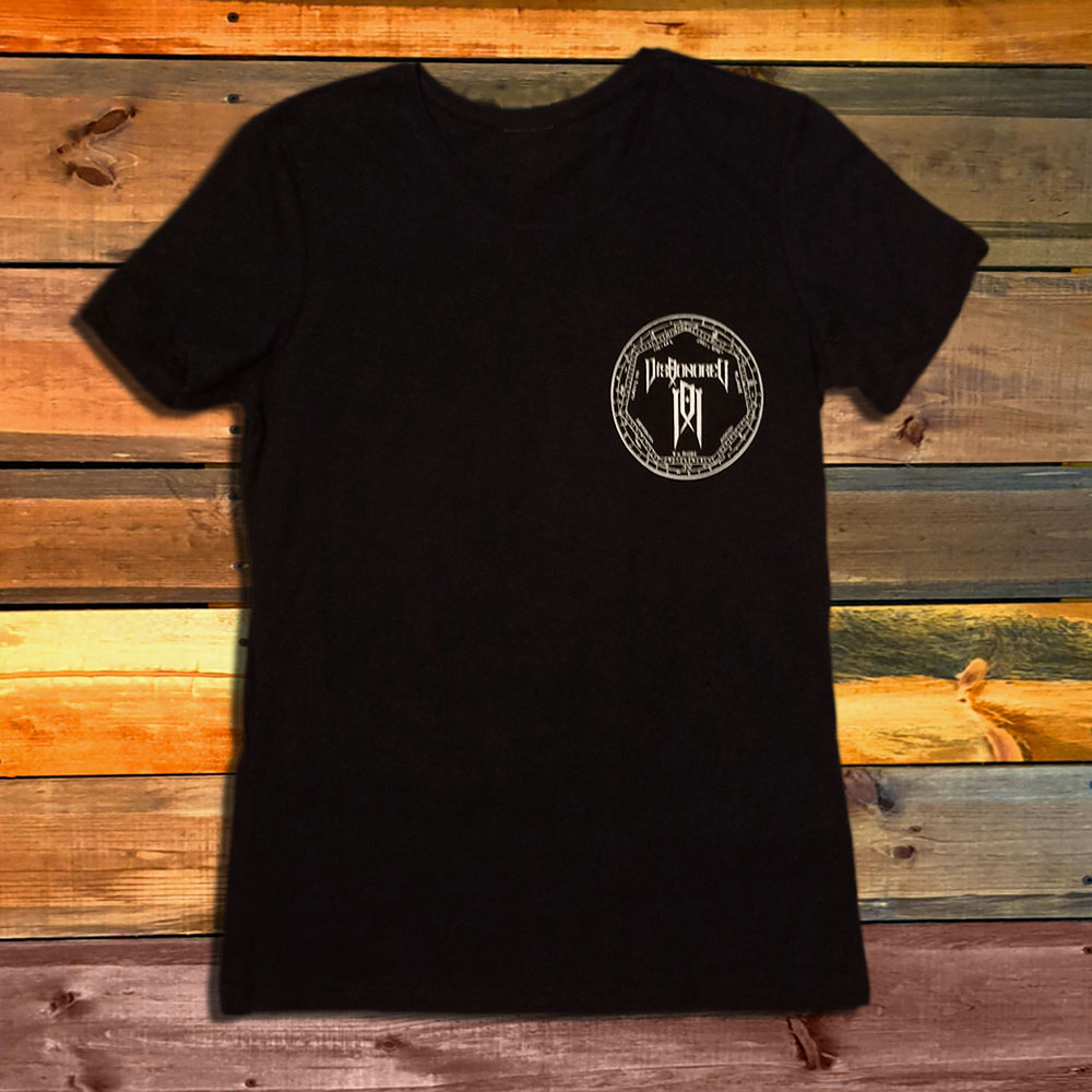 Дамска Тениска Dishonored Devil Nation Black