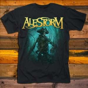 Тениска Alestorm No Grave But The Sea