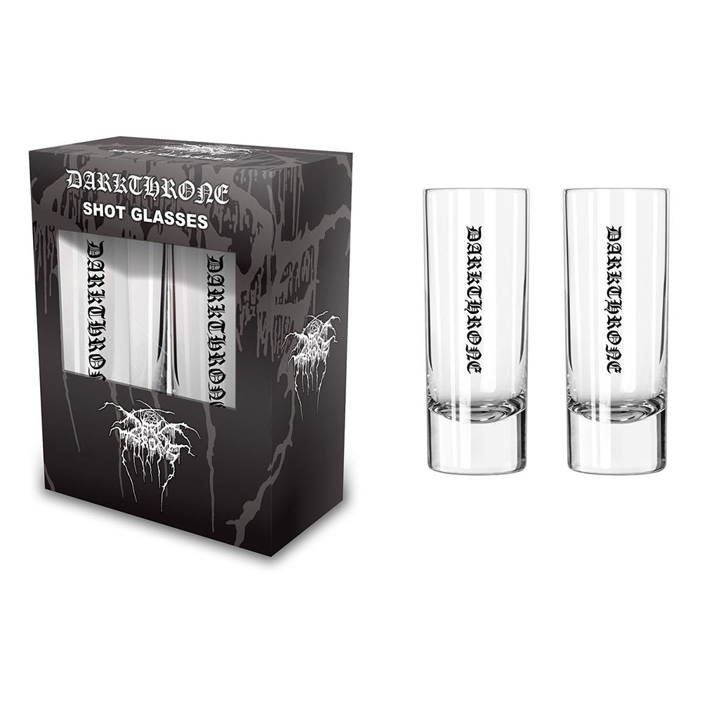 Чаши за шотове Darkthrone Logo