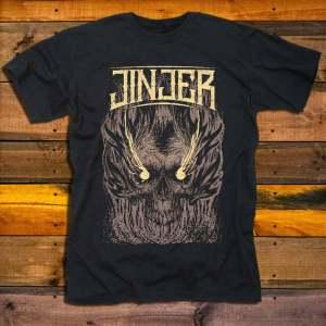 Тениска Jinjer Feel No Pain