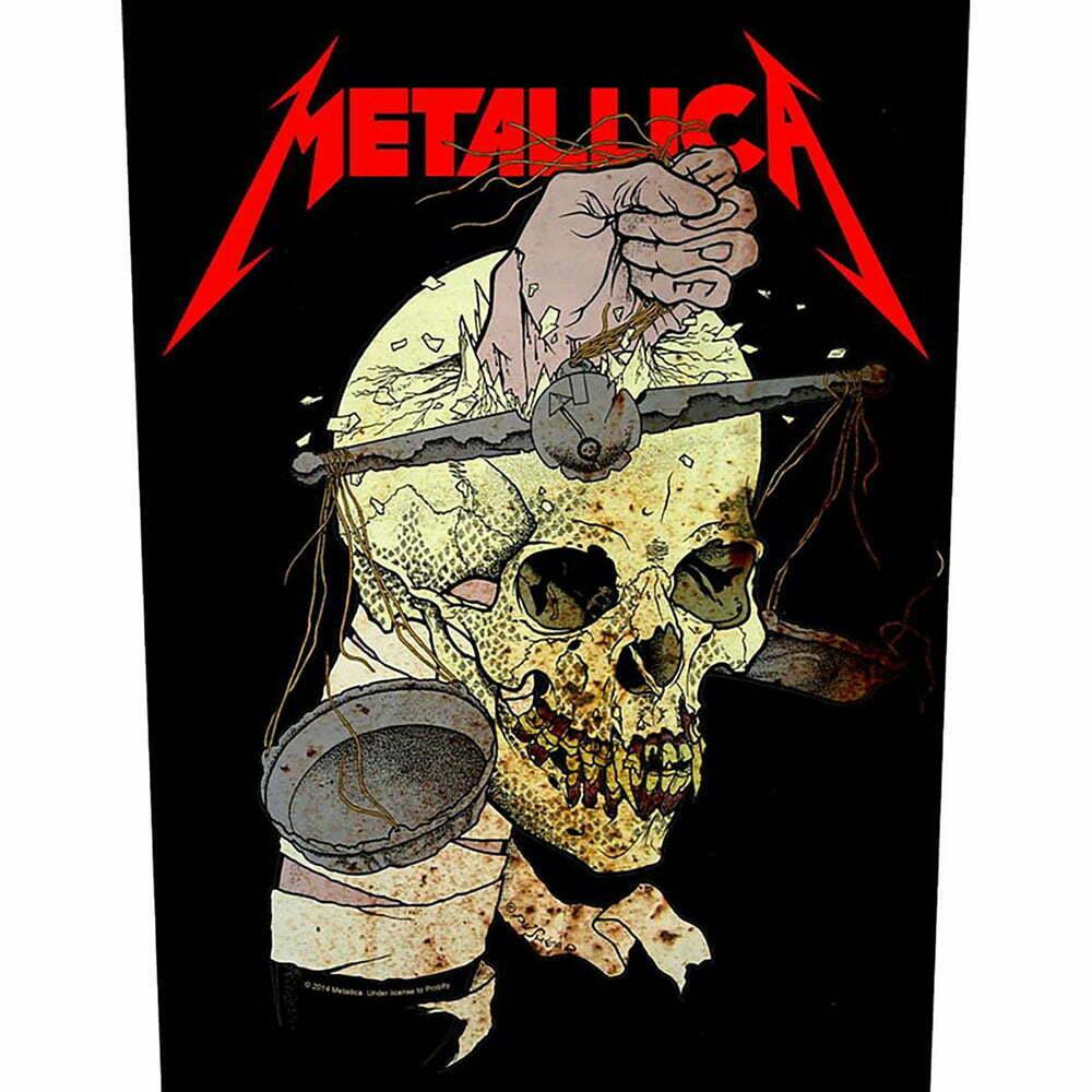 Гръб Metallica Harvester Of Sorrow