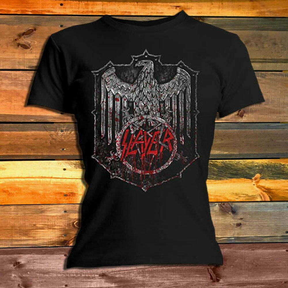 Дамска Тениска Slayer Bloody Shield