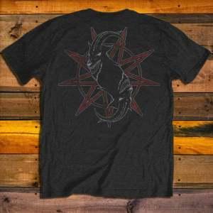 Тениска Slipknot Torn Apart гръб
