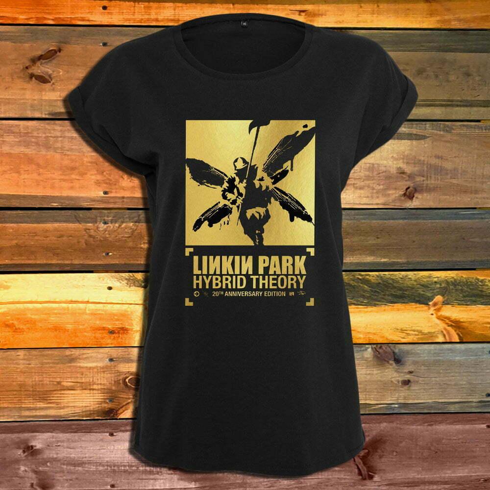 Дамска Тениска Linkin Park Hybrid Theory Anniversary