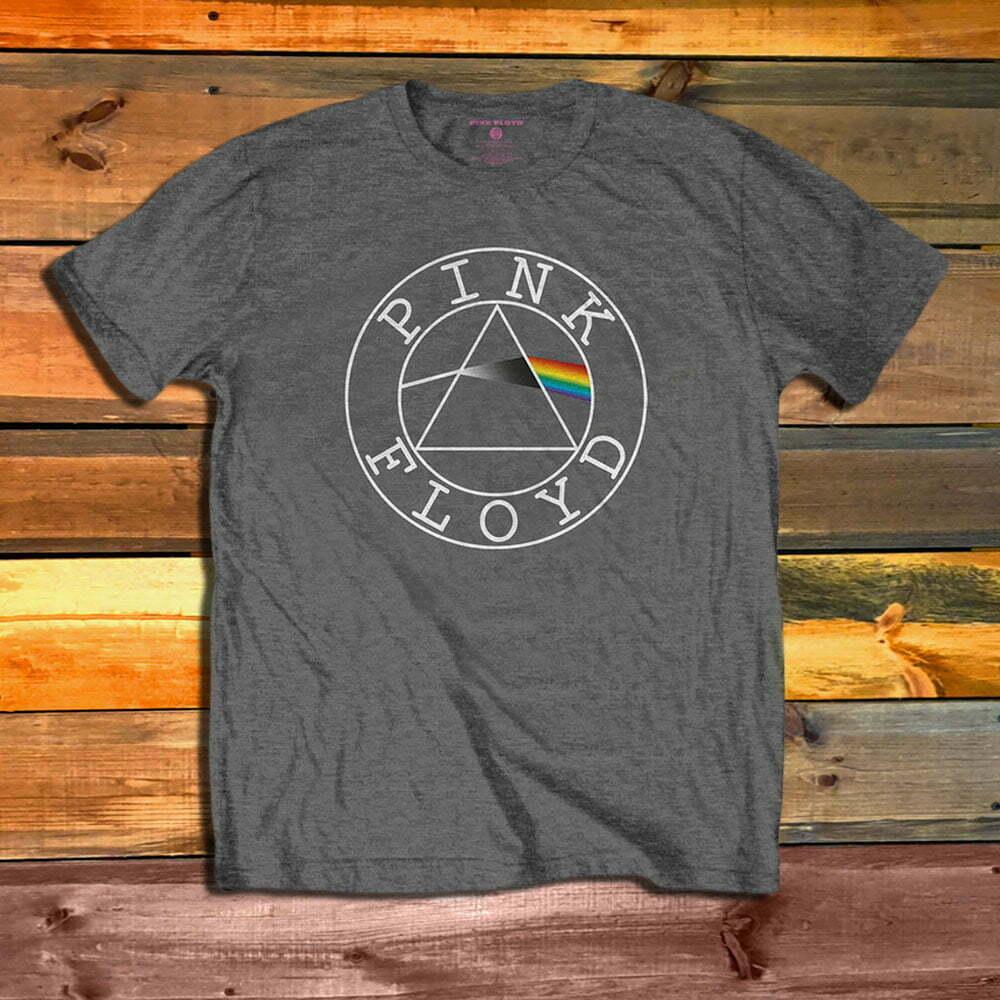 Детска Тениска Pink Floyd Circle Logo