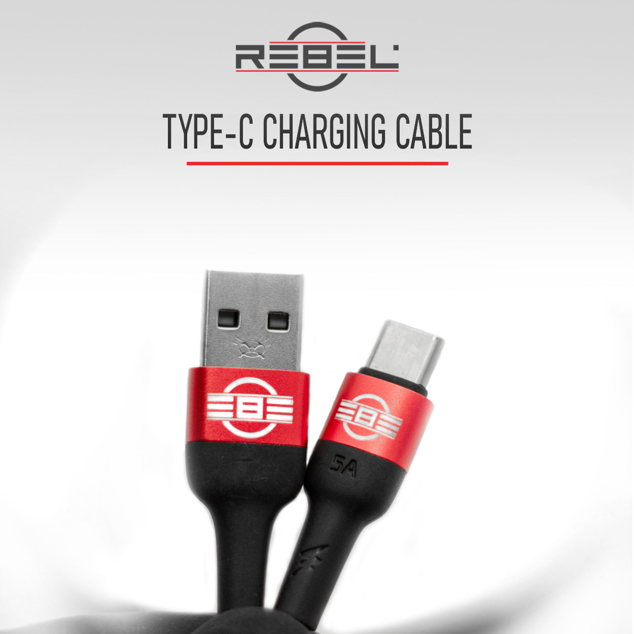 Type C charging cable - Accessories - REBEL