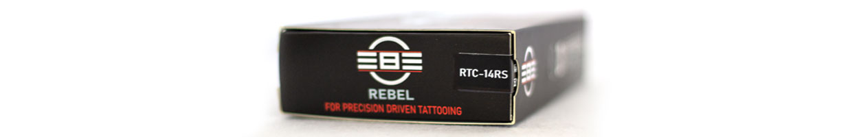 REBEL precision driven tattooing RTC 14RS