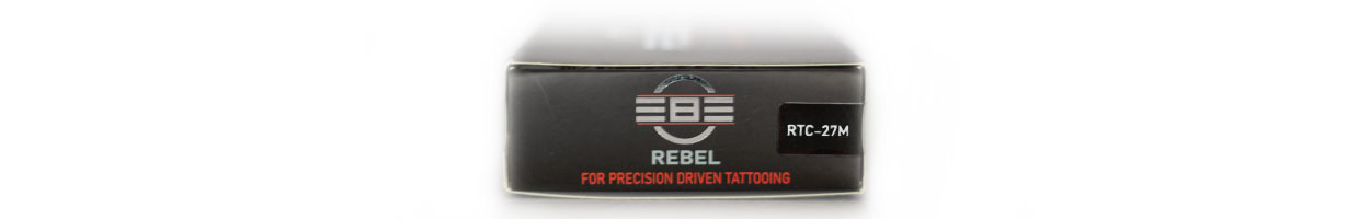 REBEL precision driven tattooing RTC 27M