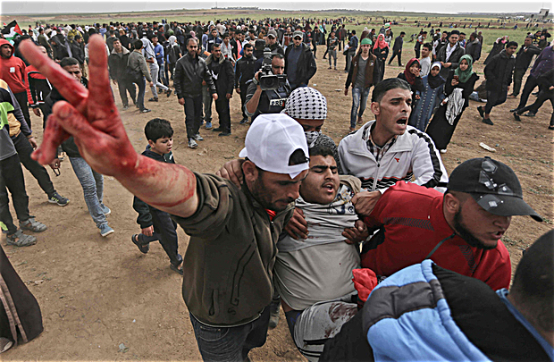 Protest-Gaz