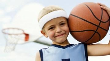 Баскетбол для детей