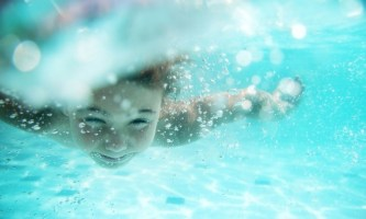 Плавание и рост ребенка