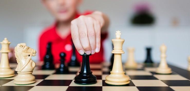шахматы и дети картинки