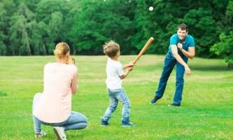 Плюсы бейсбола для детей
