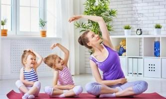 Зарядка для детей: основные правила