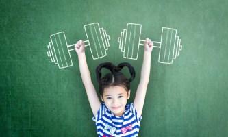 Режим ребенка: спорт и учеба