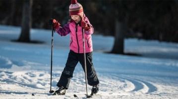 Беговые лыжи для детей- как правильно выбрать