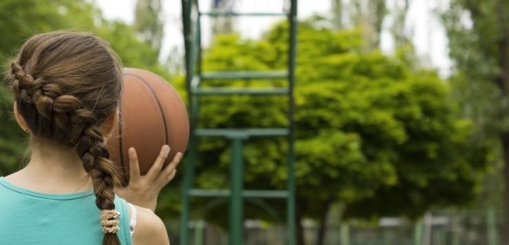 Хочу играть в баскетбол