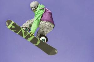Экипировка для сноуборда