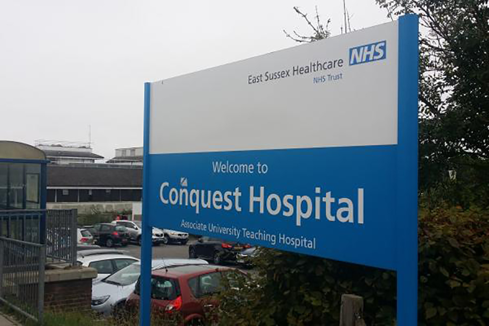 East Sussex BIM Healthcare Case Study