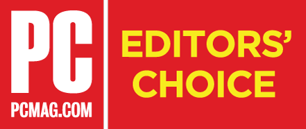 PC Magazine Editors' Choice Logo | Rebit