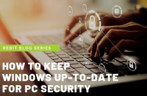 Keep Your Windows Up-to-Date for PC Security