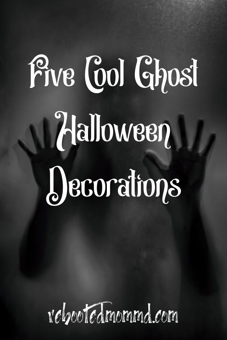 Halloween: 5 Cool Ghost Decorations